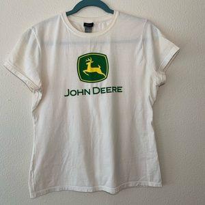 John Deere t-shirt by Hanes